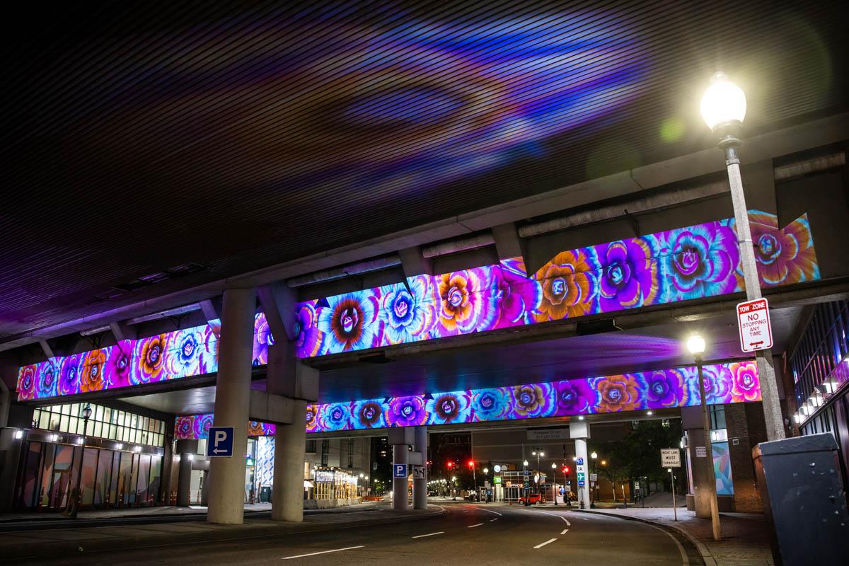 Public Art Underpass