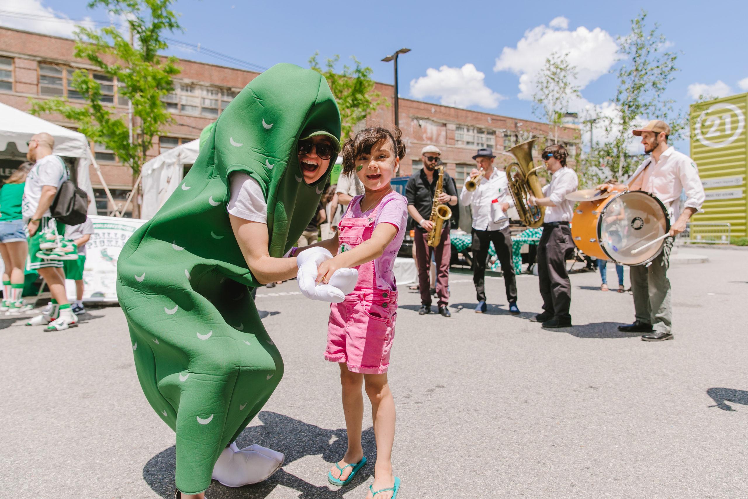 Pickle Boston Fair