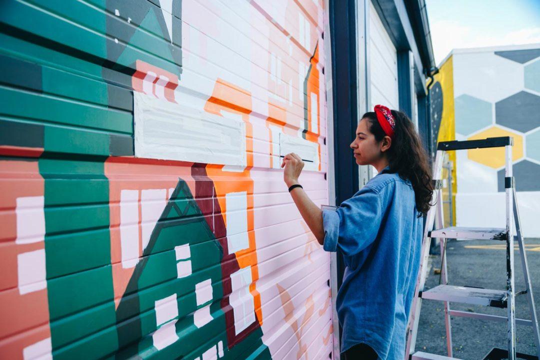 Julia Emiliani Mural