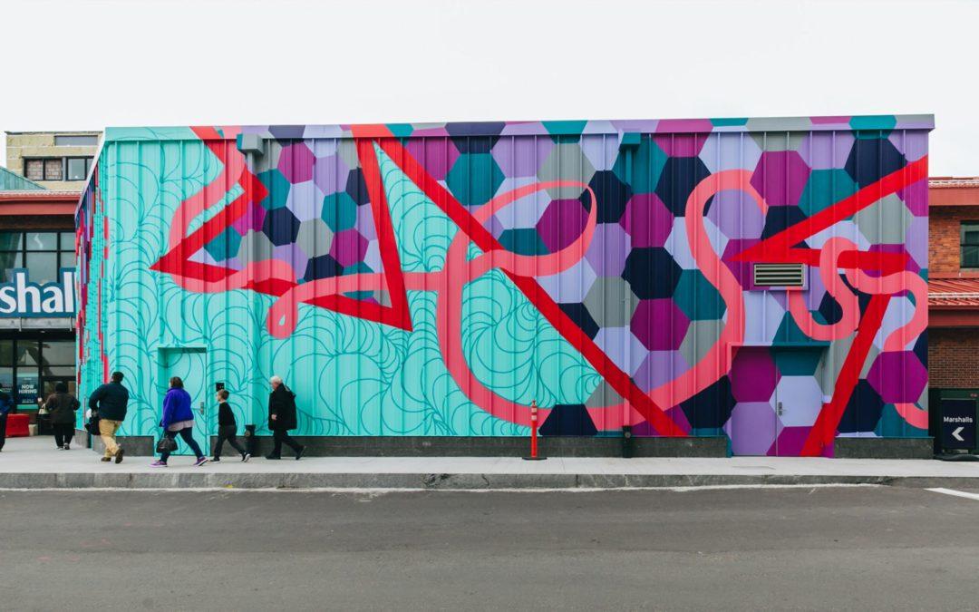 Kim Carlino Mural