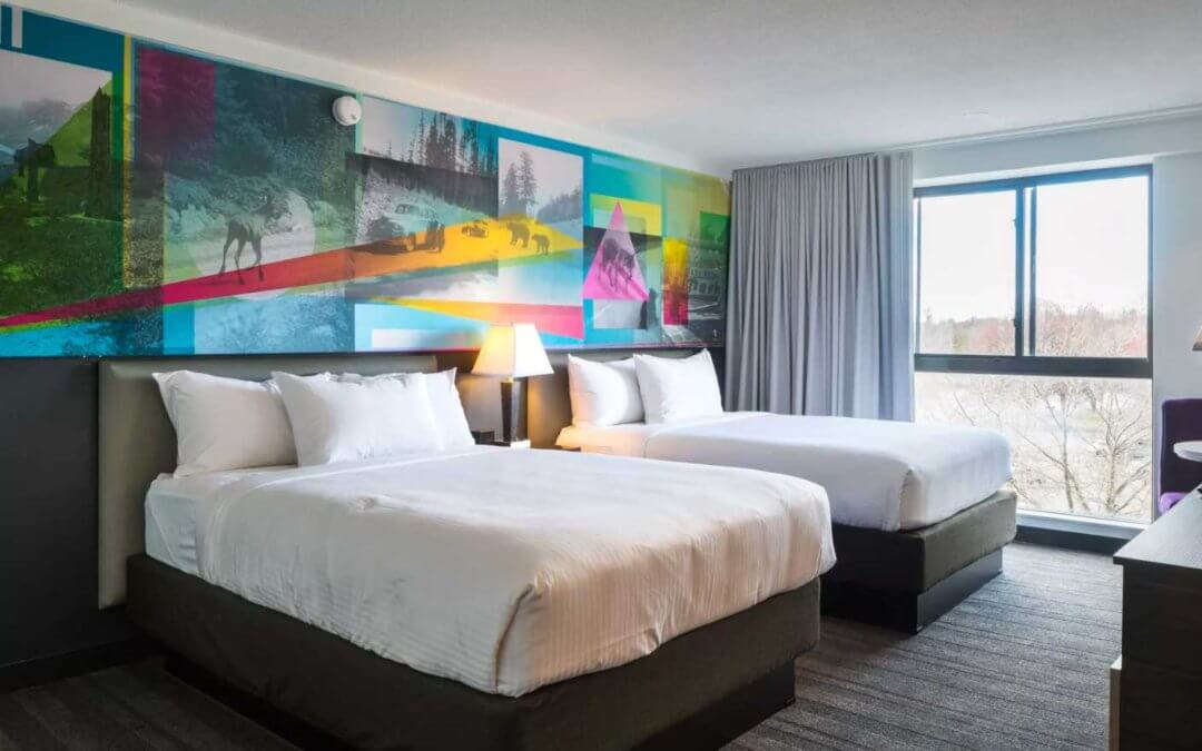New Allston hotel features local artists' work throughout 117-room boutique
